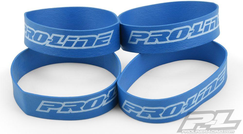 Proline Pro-Line Tire Rubber Bands (4)