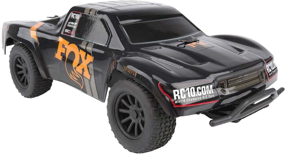 Associated SC28 RTR Fox Edition