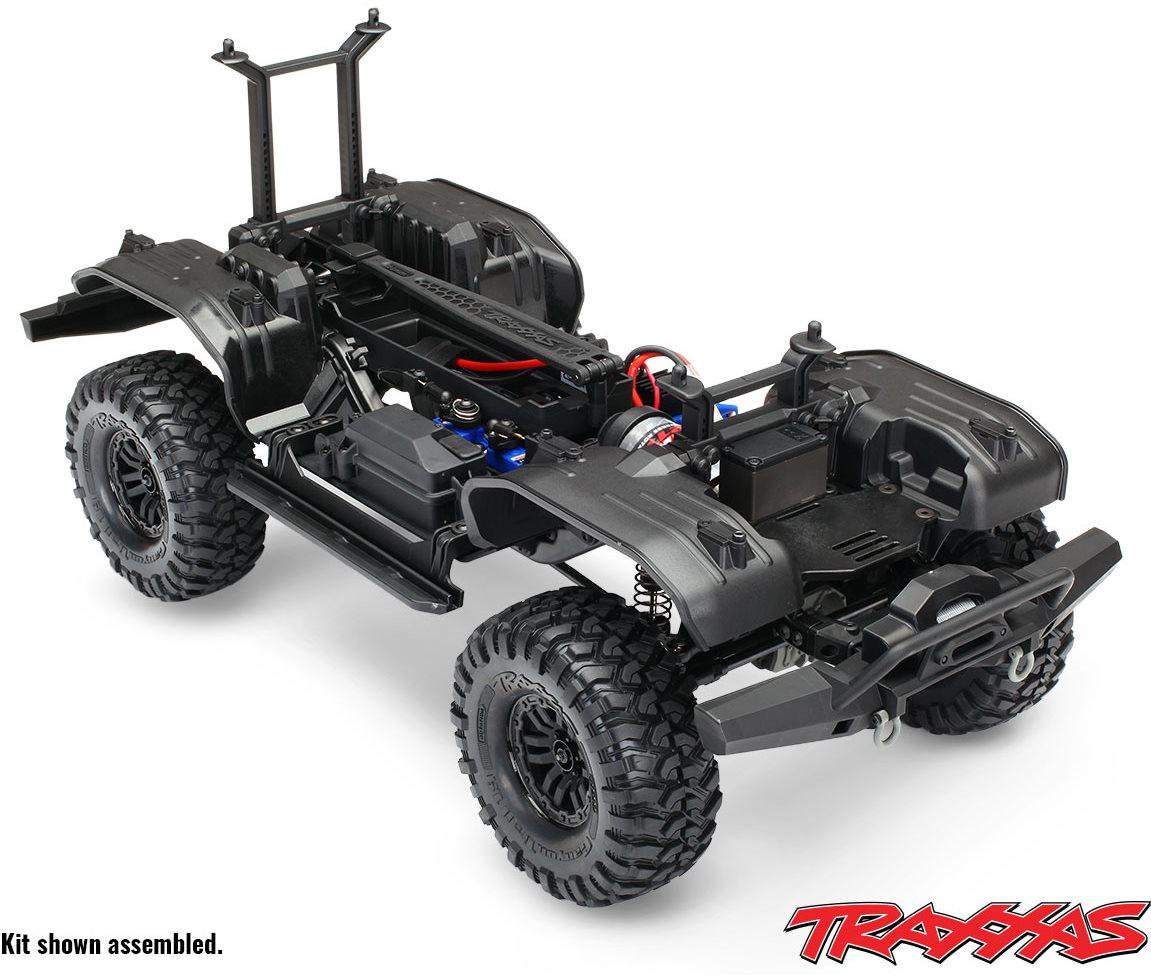 Traxxas TRX-4 ASSEMBLY KIT: 4WD C