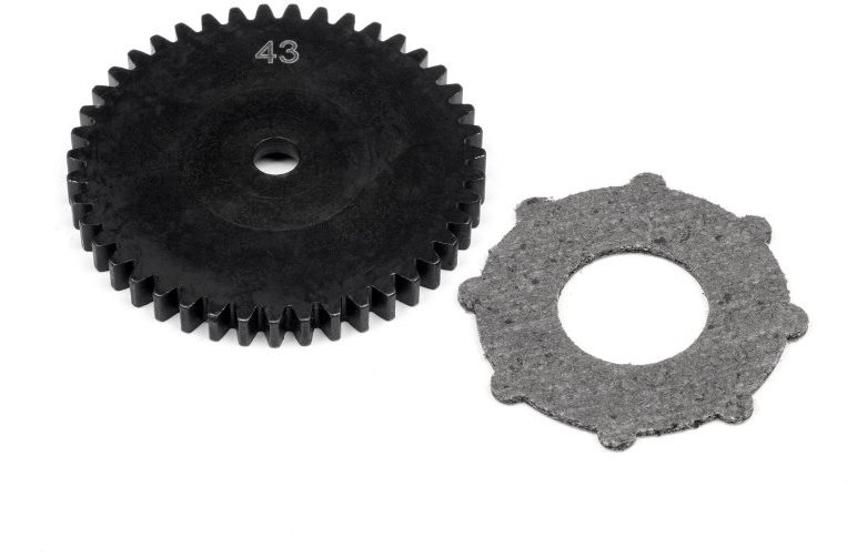 HPI Heavy Duty Spur Gear, 43 Tooth X5mm, Savage Xl (Opt)