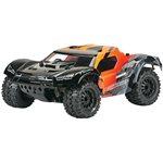 Proline Pre-Cut Monster Fusion Clear Body Slash 2WD