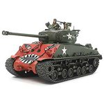 1/35 US Medium Tank M4A3E8 Sherman Easy Eight