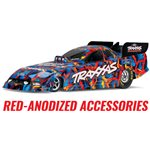 Traxxas 1/8-Scale Funny Car Special Edition Red