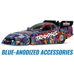 Traxxas 1/8-Scale Funny Car Special Edition Blue
