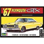 1/25 1967 Plymouth GTX