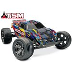 Rustler Vxl Stadium Truck, Rtr, 1/10 Scale, Brushless