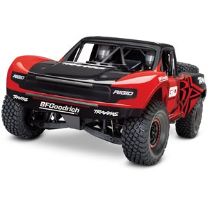 Traxxas Unlimited Desert Racer (Rigid) 4WD Electric Race Truck with TQi