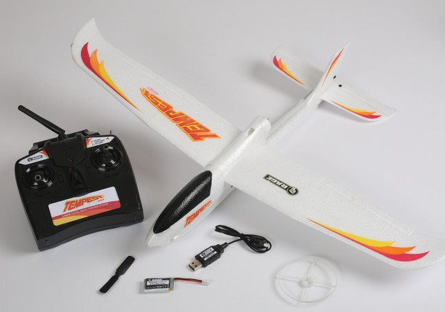 Rage RC Tempest 600 Ep Rtf Aircraft