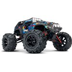 1/16 Summit Brushed Rtr W/ Tq 2.4Ghz Radio, Titan 12T Motor, Xl-
