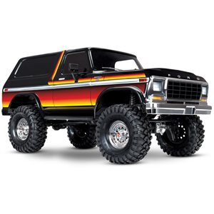 Traxxas FORD BRONCO: 4WD ELECTRIC