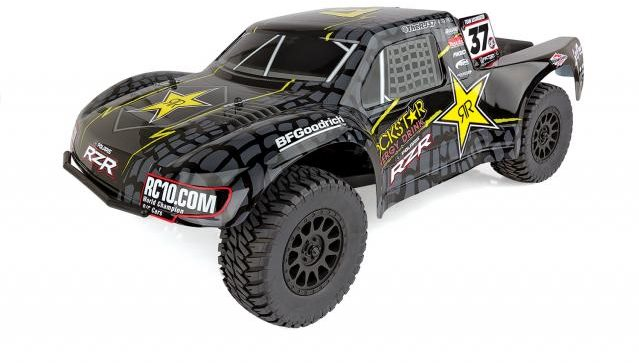 Associated Prosc10 Rockstar Rtr, Brushless 2Wd Short Course Truck
