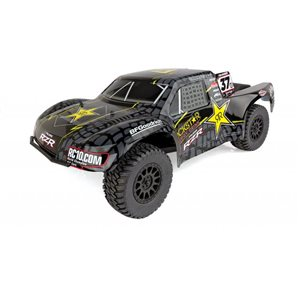 Associated Prosc10 Rockstar Rtr Battery Combo, Brushless 2Wd Short Course T