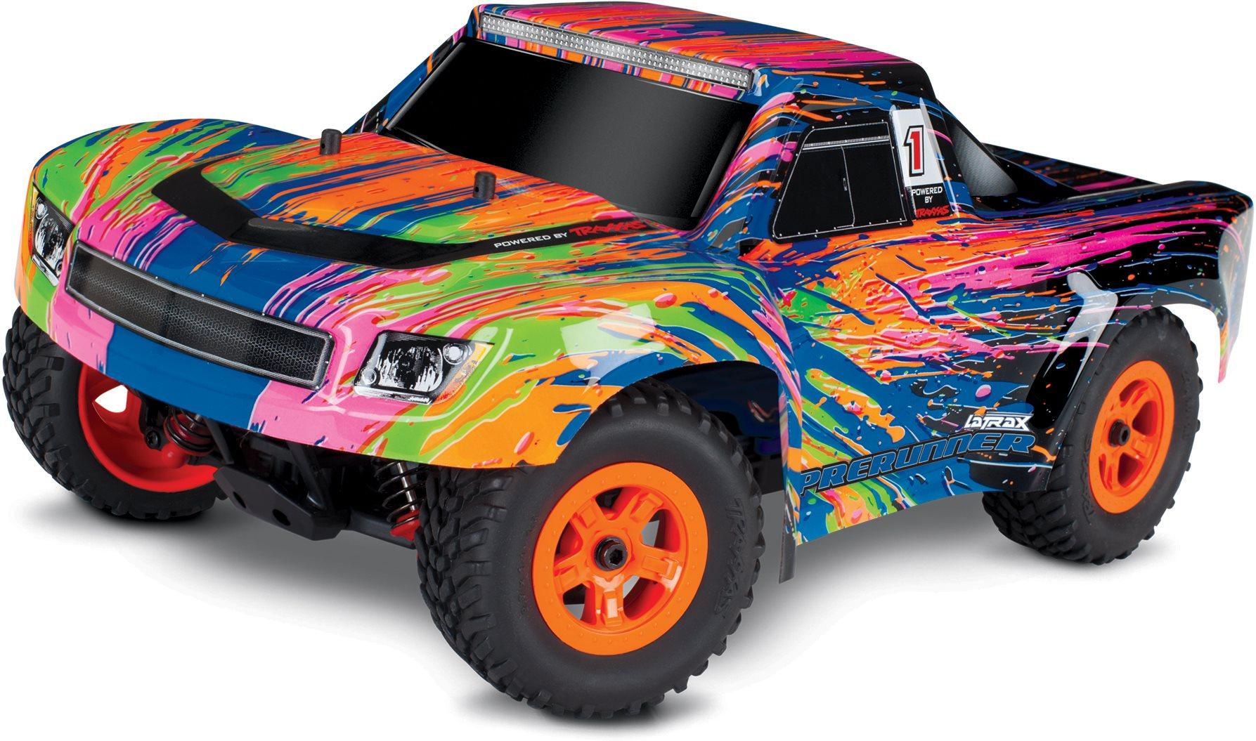 Traxxas LaTrax 1/18 Desert Prerunner 4WD RTR, w/ 2.4GHz Radio, AC Charge