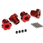 Traxxas WHEEL HUBS, SPLINED, 17MM
