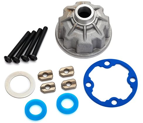 Traxxas CARRIER, DIFFERENTIAL (AL