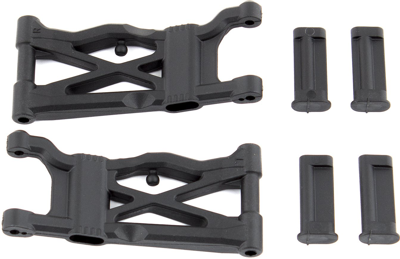 Associated Rear Suspension Arms, Hard, For B6.1