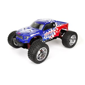 CEN Racing Reeper American Force Edition Mega Monster Truck 1/7 Rtr, Brushl