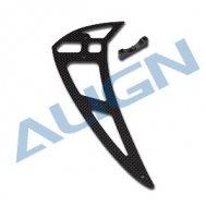 Align 700X Carbon Fiber Vertical Stabilizer