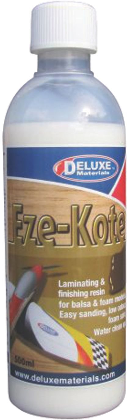 Deluxe Materials Eze-Kote Finishing Resin, 500 ml