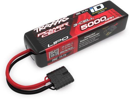 Traxxas 5000Mah 11.1V 3-Cell 20C Lipo Battery