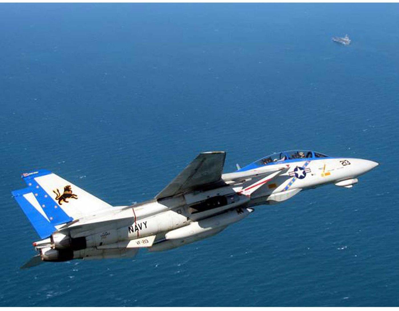 Tamiya 1/48 Grumman F-14D Tomcat