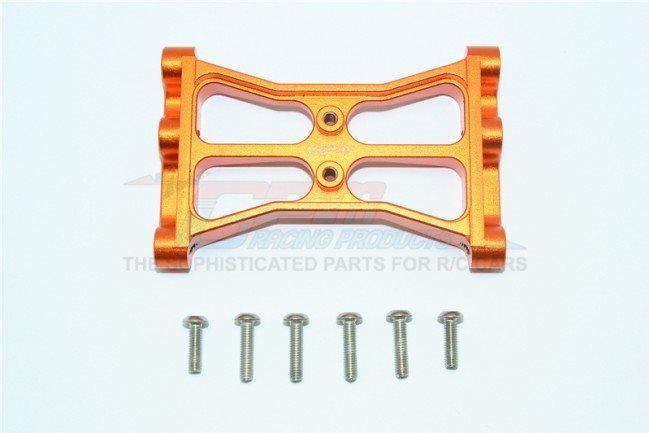 GPM Racing Aluminum Chassis Crossmember - Orange