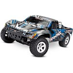 Traxxas Slash 1/10 2Wd Blue X, XL-5 RTR W/2.4Ghz Radio - No Battery