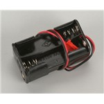 4-Cell Battery Holder Assembly (No On/Off Switch - Use W/Mal