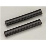 Traxxas Heat Shield Tubing (2) Blk