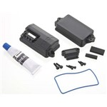 Traxxas Box, Receiver For Stmpd, Rstlr, Bandt