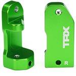 Traxxas 30-Deg Caster Blocks-Green Anodized 6061-T6 Aluminum