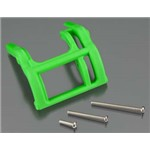 Traxxas Wheelie Bar Mount(1) Green Hardware