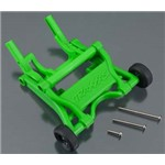 Wheelie Bar Assembled-Green Stampede/Rustler/Bandit