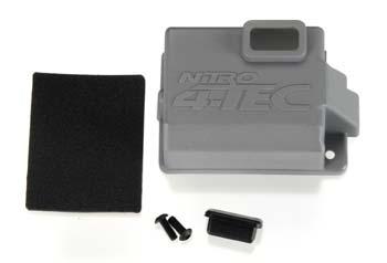 Traxxas Receiver Cover Nitro 4-Tec 3.3 (2)