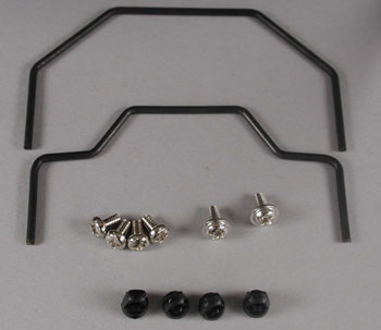 Traxxas Front/Rear Sway Bar Set