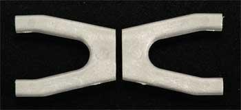 Traxxas Servo Mount Throttle/Brake Gray (1)