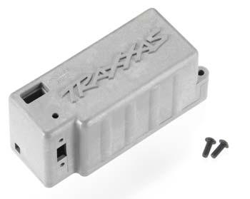 Traxxas Battery Box Grey W/ Jack Port