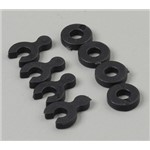 Traxxas Caster Spacers 4 Shims