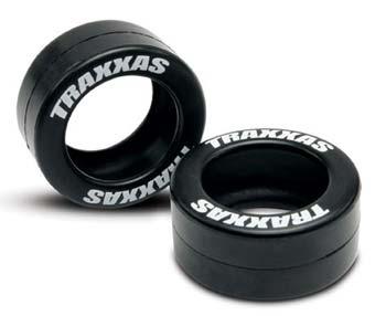 Traxxas Tires For Wheelie Bar (2)