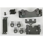 Traxxas Shock Mounts Frnt & Rr Revo