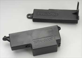 Traxxas Electronics Box, Left/Box Cover