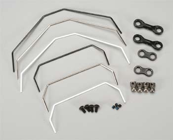 Traxxas Sway Bar Kit (Frt And Rr)