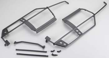 Traxxas ExoCage Side Rails/Hardware