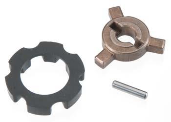 Traxxas Cush Drive Key/Pin/Elastomer Damper XO-1