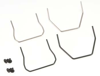 Traxxas Wires Sway Bar Front/Rear Stampede 4x4