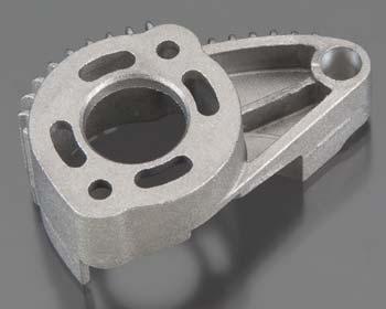 Traxxas Motor Mount Finned Aluminum