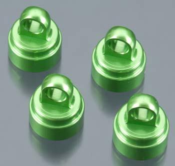 Traxxas Shock Caps Green