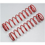 Traxxas Red Springs  2.5 Rate  2Pc