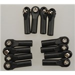 Traxxas Rod Ends (12) / Hollow Balls (12) Jato