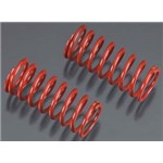 Traxxas Spring, Shock (Red) (Long) (Gt